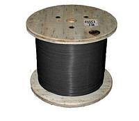 Кабель нагревательный одножильный отрезной TXLP 0,02 OHM/M BLACK Nexans