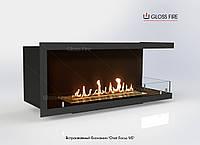 Вбудовуваний біокамін «Вогнище Focus MS-арт.007» GlossFire (Focus007), фото 1