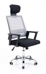 Кресло компьютерное Стик серый Richman™