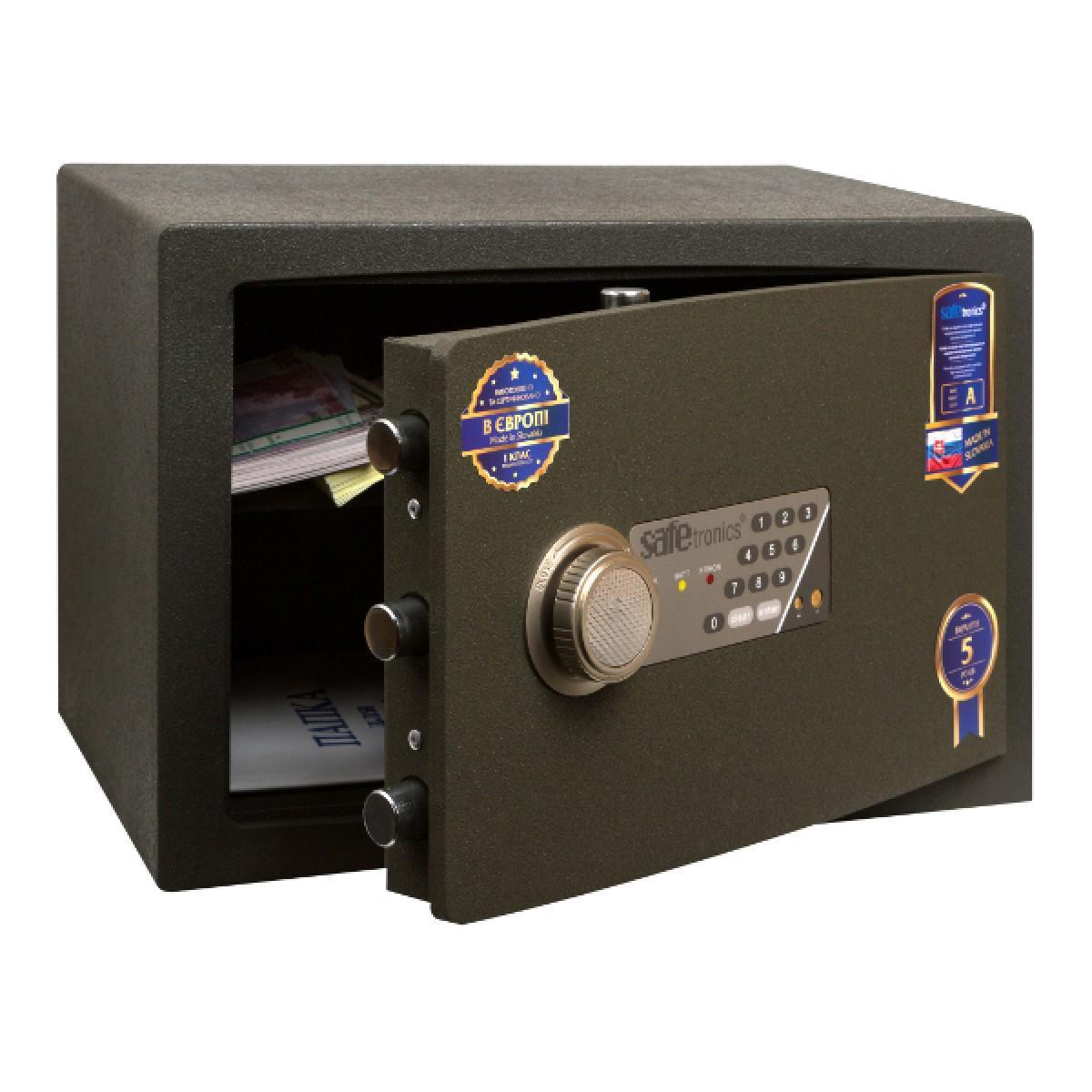 Сейф взломостойкий Safetronics  NTR  24E
