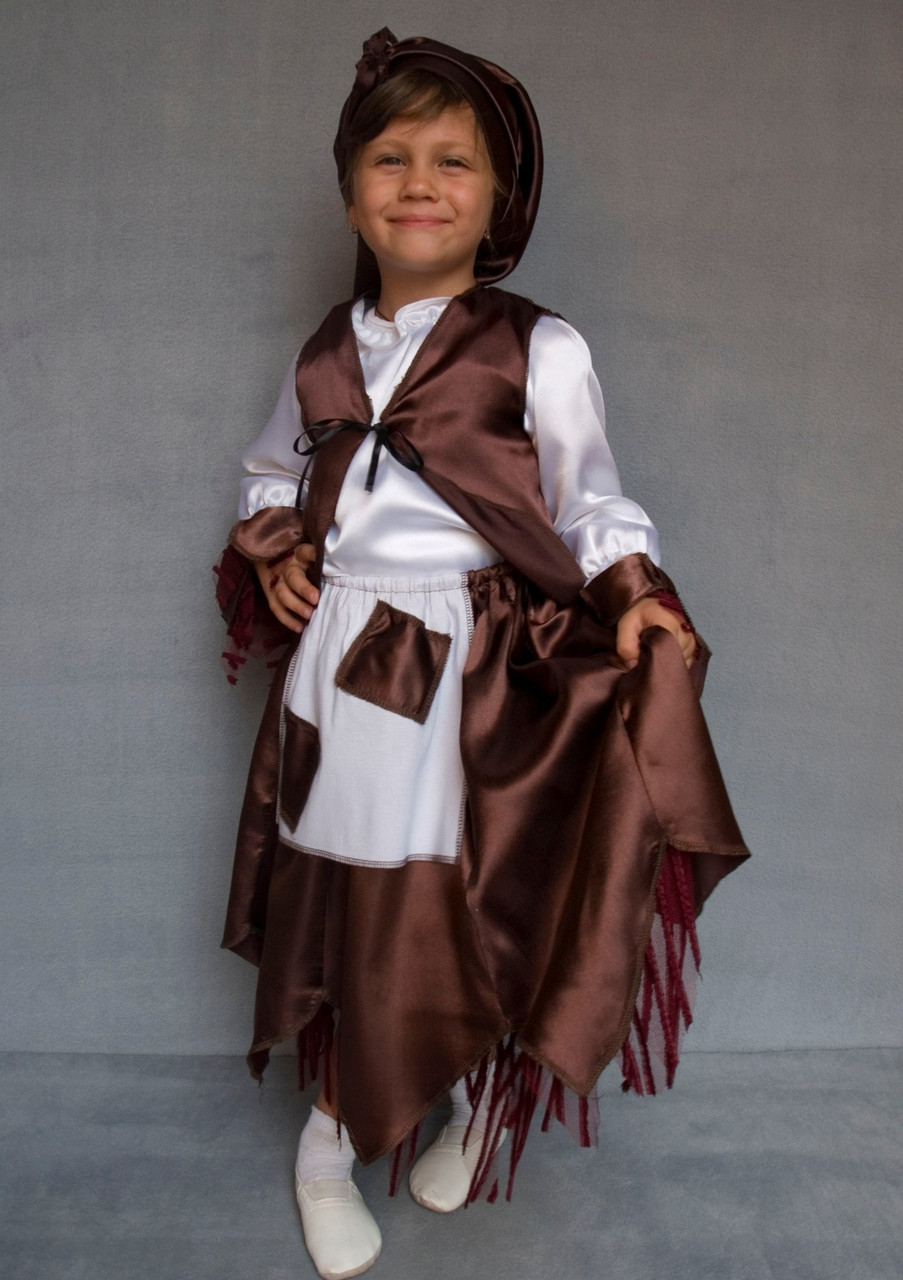 Карнавальний костюм Баба Яга