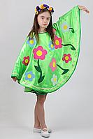 Карнавальный костюм Весна-Лето №1 (зелёный), фото 1