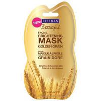 Маска для лица золотая пшеница 15мл