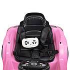 Детский электромобиль машина автомобиль Bambi Racer BMW M 3271EBLR-8 розовый, фото 5