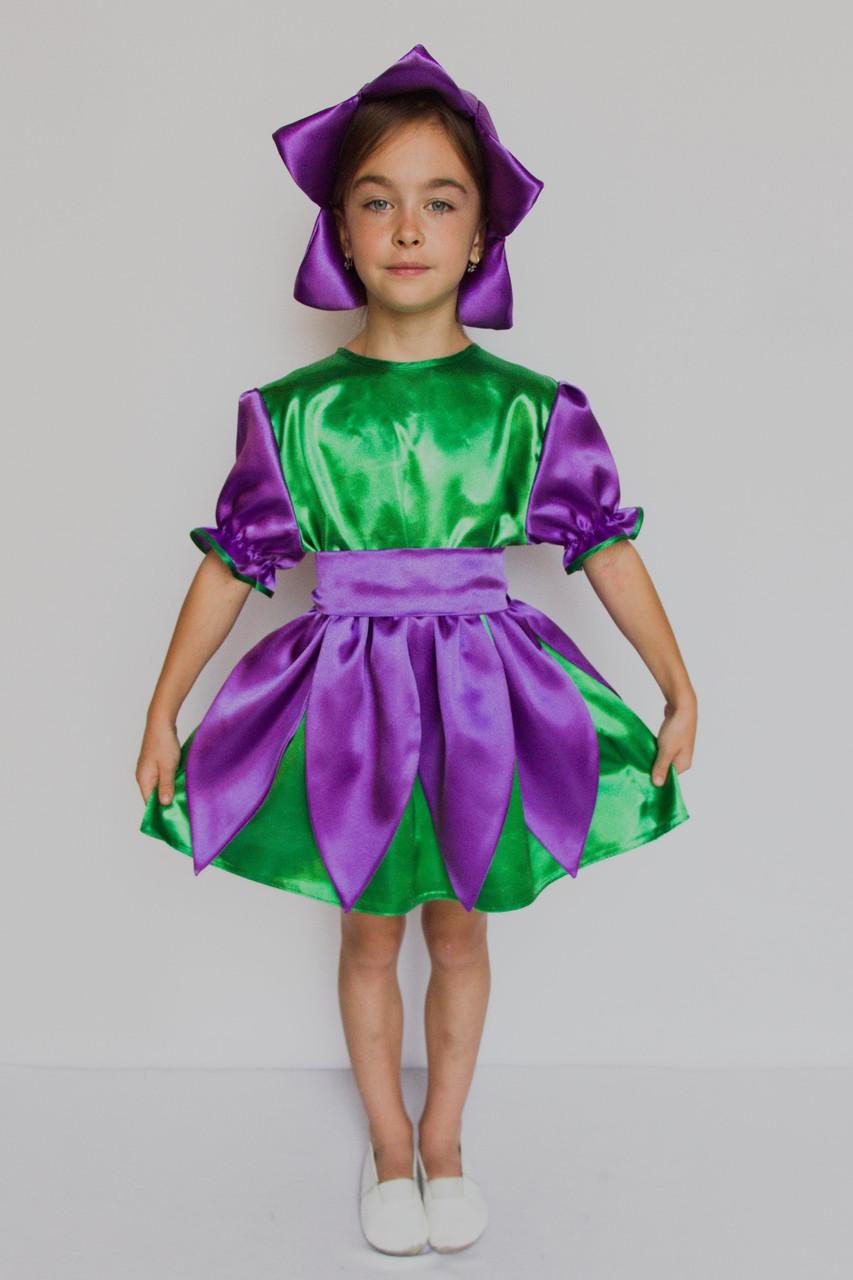 Детский карнавальный костюм для девочки Колокольчик