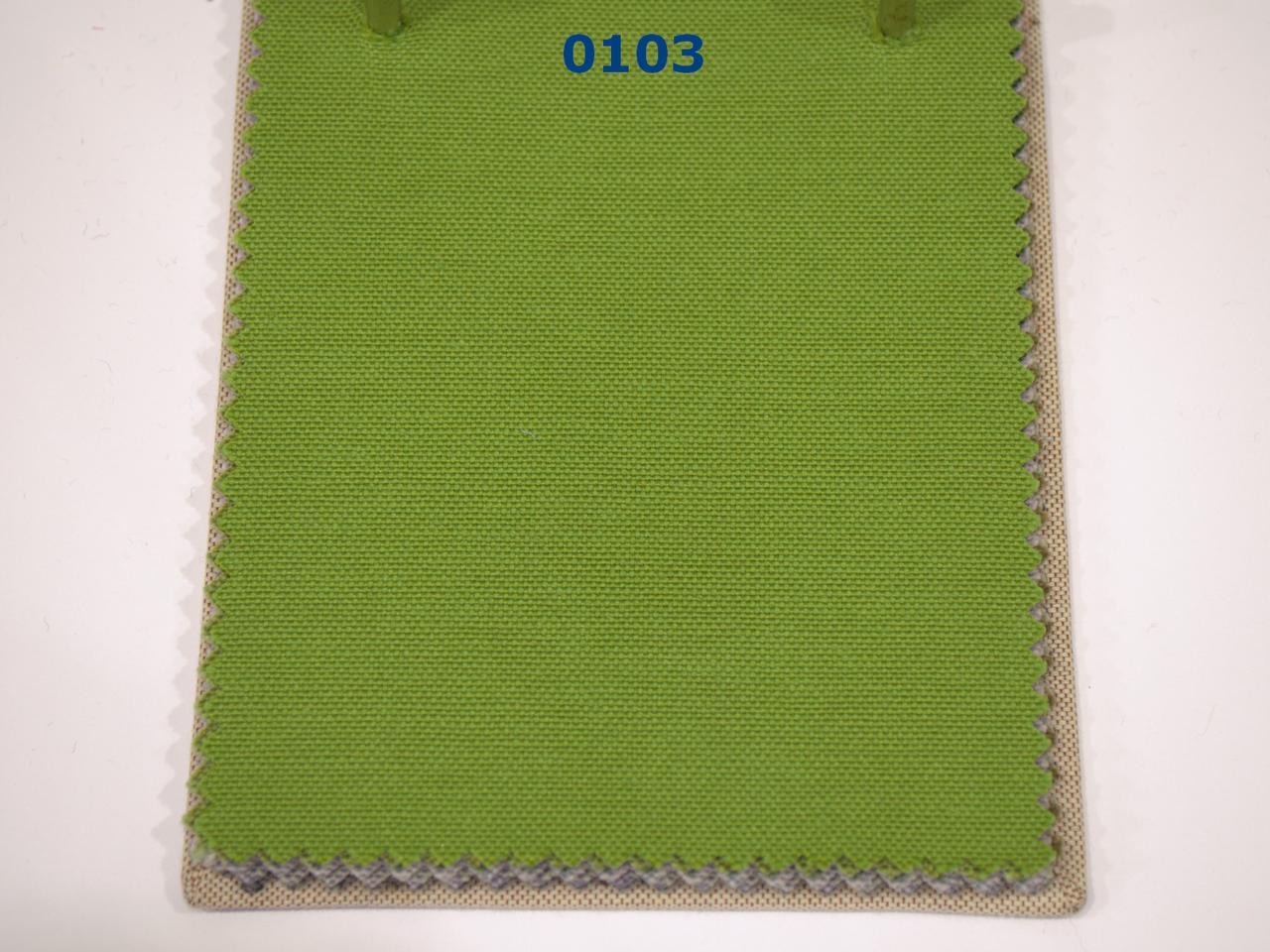 Тканина для Скатертин Зелена Трава з просоченням Тефлон-180 Однотонна Туреччина 180см ширина