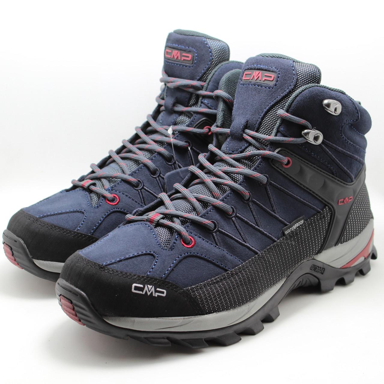 Демисезонные мужские трекинговые термо-ботинки Cmp Campagnolo 3Q12947-62BN