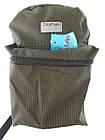 Рюкзак для риболовлі та полювання SkyFish ріпстоп 20 л малий водонепроникний, фото 3