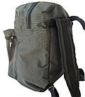Рюкзак для риболовлі та полювання SkyFish ріпстоп 20 л малий водонепроникний, фото 5