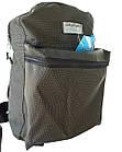 Рюкзак для риболовлі та полювання SkyFish ріпстоп 20 л малий водонепроникний, фото 4