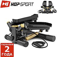 Степпер Hop-Sport HS-035S Joy Золотой. Для дома