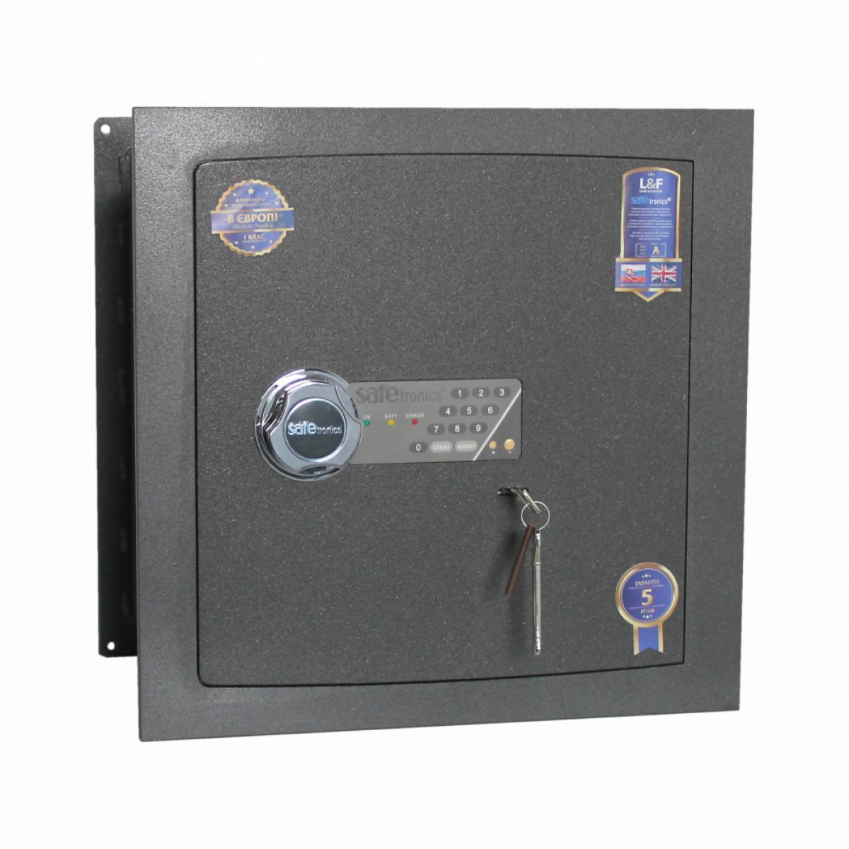 Сейф встраиваемый Safetronics  STR  39E-Ms