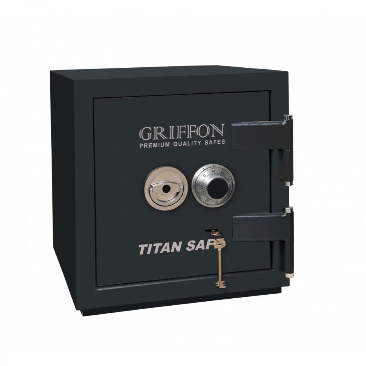Огневзломостойкий сейф Griffon CL II.50.K.C