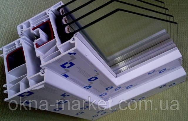 Пластиковые окна Декко недорого
