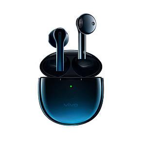 Bluetooth наушники VIVO TWS Neo  Blue