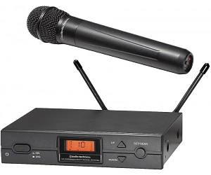 Радиосистема Audio-Technica ATW2120b UHF 655-680MHz с ручным микрофоном
