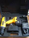 Шуруповерт аккумуляторный CRAFT-TEC PXCD215, фото 2