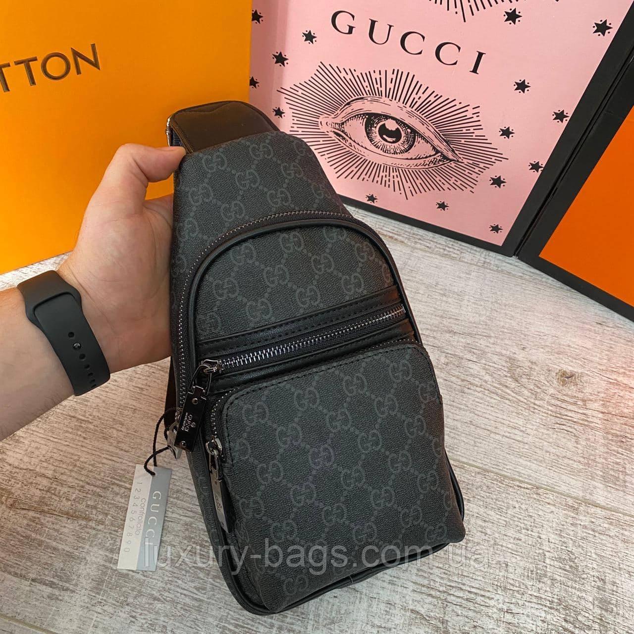 Мужская сумка слинг Gucci