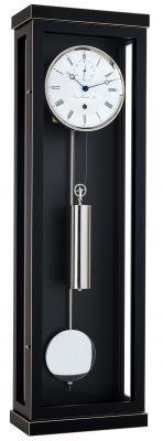 Настенные часы Regulateur Hermle 70996-740761 черный лак