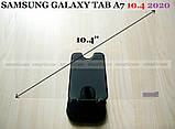 Защитное стекло 2,5d Ivanaks для Samsung Galaxy Tab A7 10.4 2020 SM T500 T505, фото 3