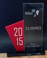 ПР 502 Награда-кубок из акрила