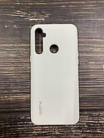 "Чехол Realme 6i - ""Белый№9"" Silicon Case"
