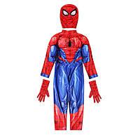Карнавальный костюм Человек-паук со световыми эффектами Дисней Spider-Man DISNEY 2020, фото 1