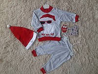 Детский новогодний костюм с начесом 74,86 мес