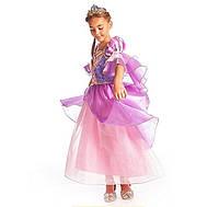 Карнавальний костюм, плаття Рапунцель: Заплутана історія (Tangled) Disney 2020 року, фото 1