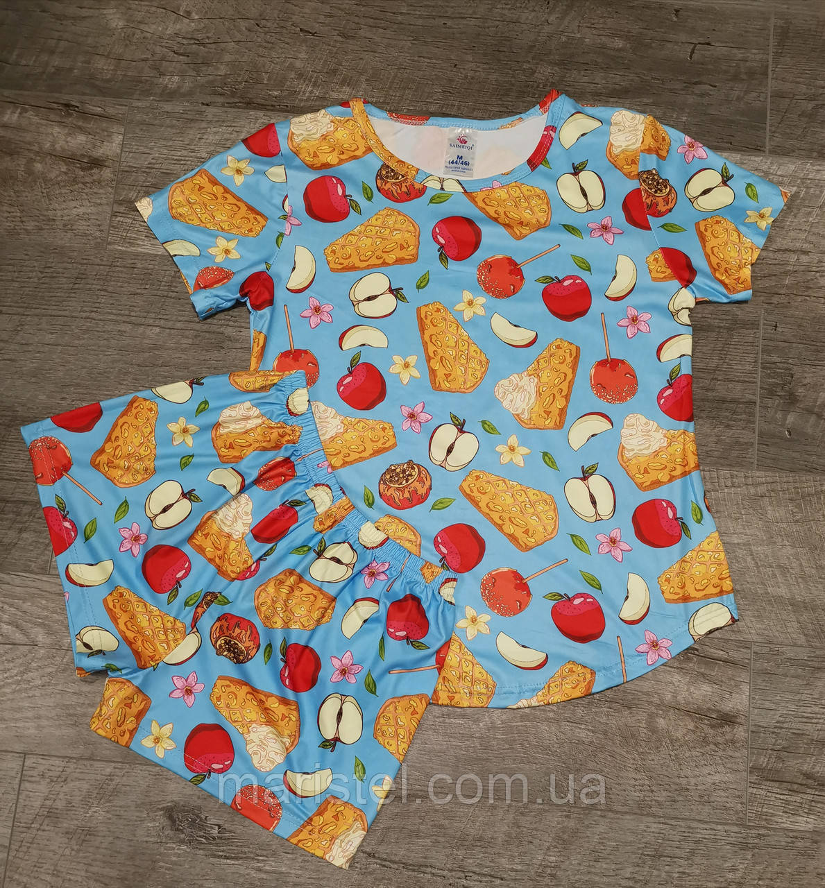 Молодежная пижама 79-3