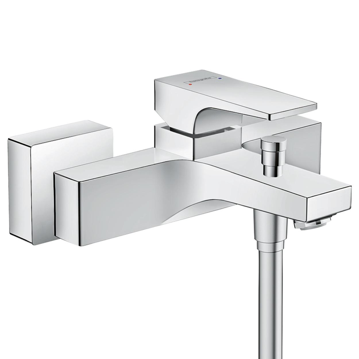 Смеситель для ванны HANSGROHE Metropol 32540000