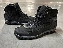 Ботинки мужские зимние спортивные на меху 40,41,42 размер, фото 3