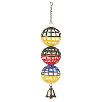 Игрушка для попугая ТРИО