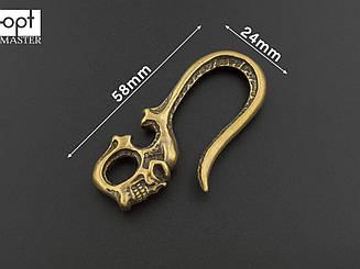 Крючок-зацеп  латунь (50-A197)