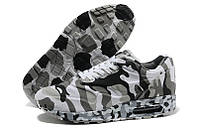 Кроссовки мужские Nike Air Max 87 Camouflage (найк аир макс 87, оригинал) серые