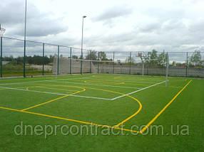 Искусственная трава для тенниса и футбола Limonta TangoTurf E 20