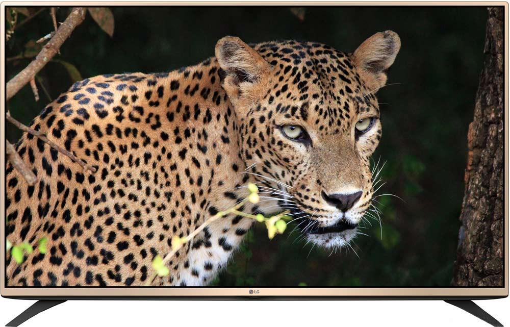 Телевизор LG 43UF690V (700Гц, Ultra HD 4K, Smart TV, Wi-Fi)