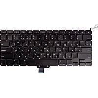 """Клавиатура для ноутбука APPLE MacBook Pro 13"""" A1278, 2009-2012 черный, без фрейма"""