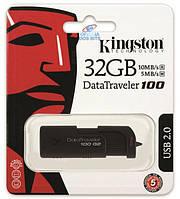 USB флеш накопитель данных 32Gb Kingston DT100G2