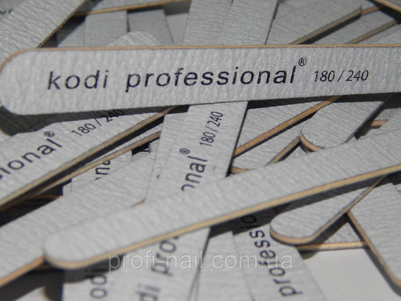 Пилка крапелька Kodi GREY 180/240
