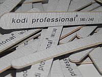 Пилка капелька GREY 180/240 kodi