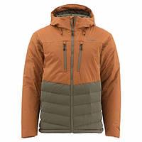 Куртка Simms West Fork Jacket Saddle Brown M