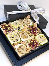 Подарочный набор из Рахат-Лукум  Premium качество (Турция) 400гр