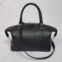 Женские сумки из натуральной кожи страуса