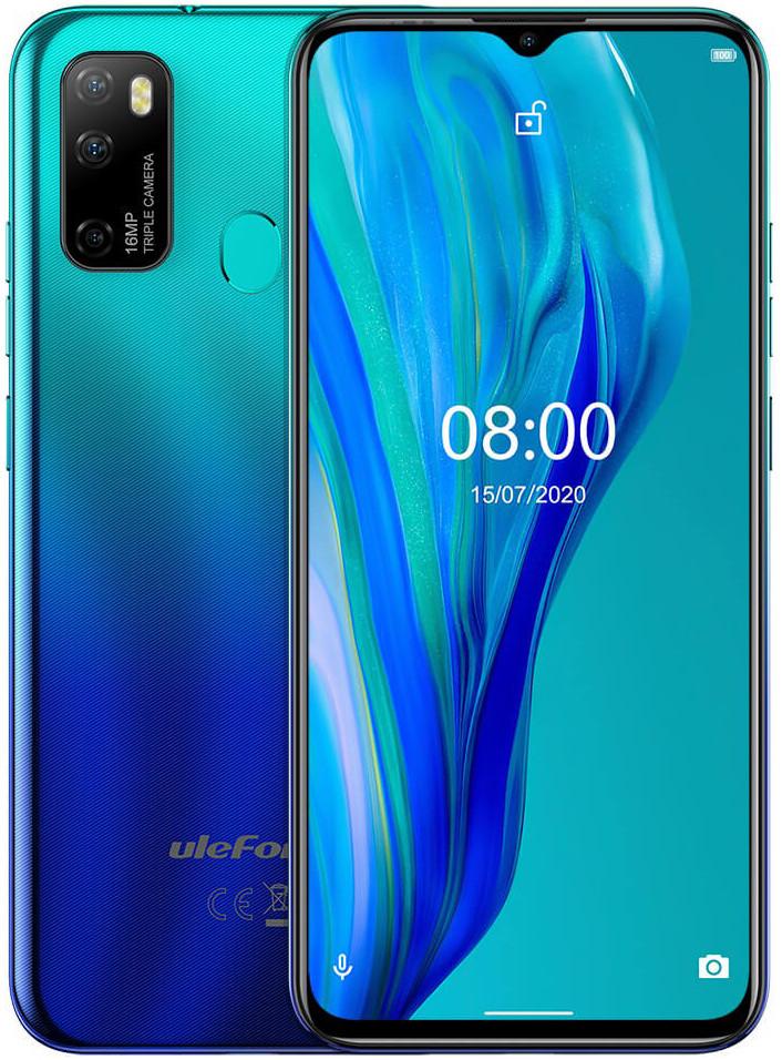 Ulefone Note 9P   Синій   4/64gb   Гарантія