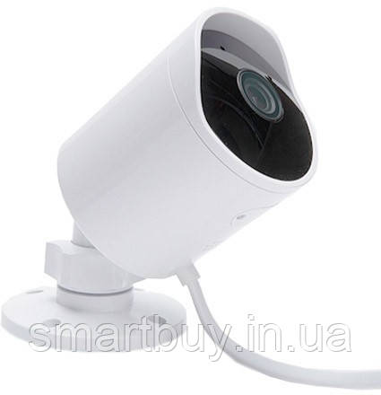 IP-камера видеонаблюдения YI Outdoor Сamera 1080P White (YHS.3017) YI-86003 (гарантия 12 месяцев)