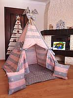 Вигвам Звездная Феерия 3 Полный комплект! Детская палатка, детский вигвам, детский домик,вигвам детский