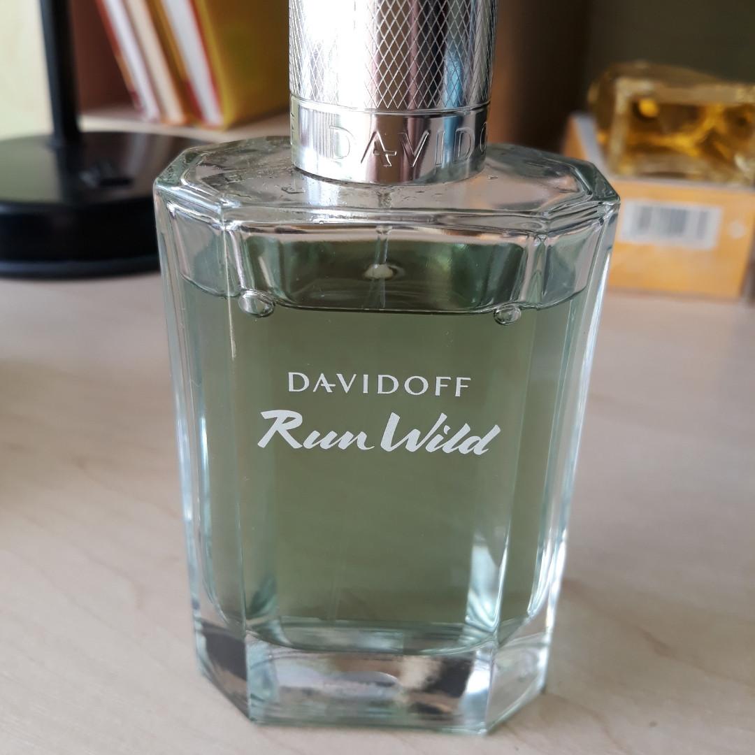 Run wild Davidoff