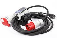 Трехфазное зарядное устройство для электромобилей Energy Star ES-M32T2-L M32 Box Light Type 2 32А 7,2кВт