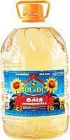 Масло подсолнечное рафинированое ,4100г(4,5л)